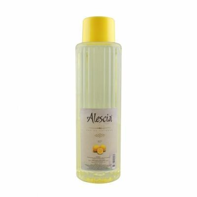 ALESCİA PET KOLONYA 400 ML LİMON (24 LÜ)